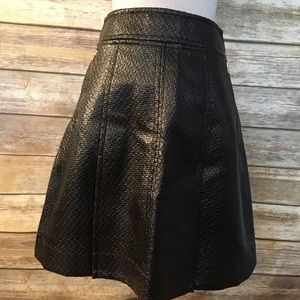 Super Stylish Banana Republic Black Skirt